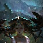 Zodiac ~ Cancer Desktop Background